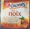 Fromage à tartiner, Noix (25 % MG)  - Produit
