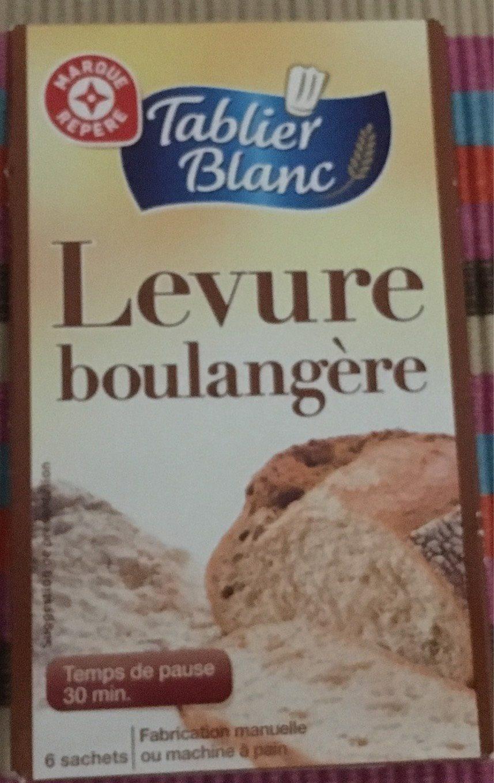 Levure Boulangère - Voedigswaarden