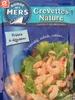 Crevettes natures - Produit