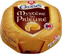 Mystère du prieuré - fromage à pate pressée non cuite 25% Mat. Gr. - Product - fr
