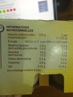 Riz au lait saveur vanille - Product - en