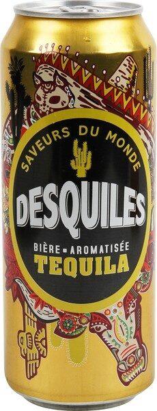 Bière aromatisée Tequila 5,9% vol. - Product - fr