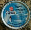 Thon entier Albacore, au naturel - Product