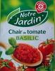 Chair de tomate Basilic - Produit