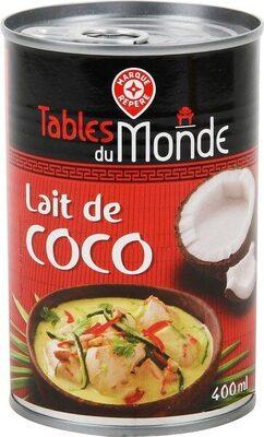 Lait de coco boite 1/2 - Product