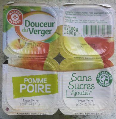 Pomme Poire - Product