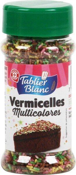 Vermicelles multicolores - Produit - fr