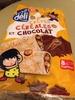 Crêpes céréales et chocolat - Produit