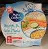 Legumes riz et colin d Alaska 260g 18 36 mois - Product