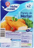 Panés de merlan - Product