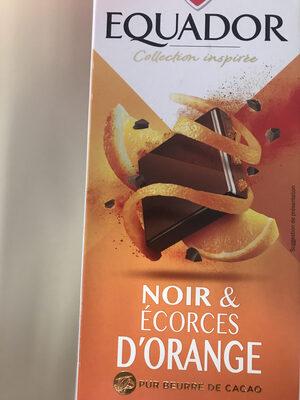 Noir & écorces d'orange - Product