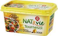 Margarine allégée au tournesol 60% Mat. Gr. - barquette - Product - fr