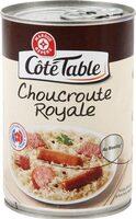 Choucroute royale - Product - fr