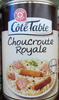 Choucroute Royale (au Riesling) - Product
