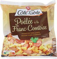 Poêlée franc-comtoise - Produit