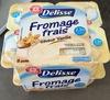 Fromage Frais Saveur Vanille - Produit