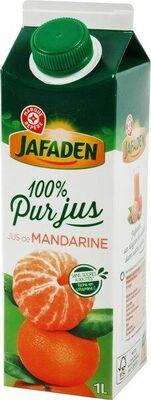 Pur jus de mandarine bk - Product