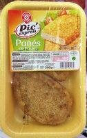 Panés de poulet x 2 - Produit - fr