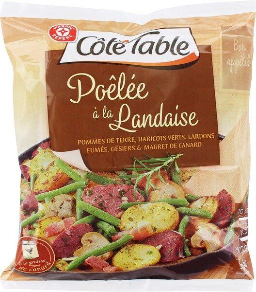 Poêlée landaise portionnable - Product