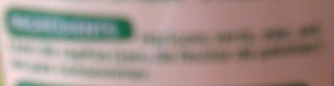 Fagots haricots verts extra fins x 5 - Ingrédients - fr
