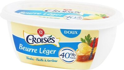 Beurrier tendre et léger doux 40 % Mat. Gr. - Product - fr