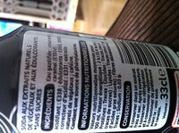 Jean's cola zero - Nutrition facts