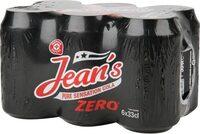 Soda cola zéro - boîte - Produit