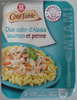 Duo colin d'Alaska saumon et penne - Product