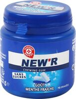Chewing-gum menthe fraîche - Produit - fr