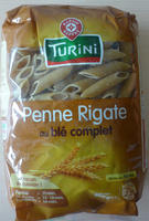 Penne Rigate au blé complet - Product