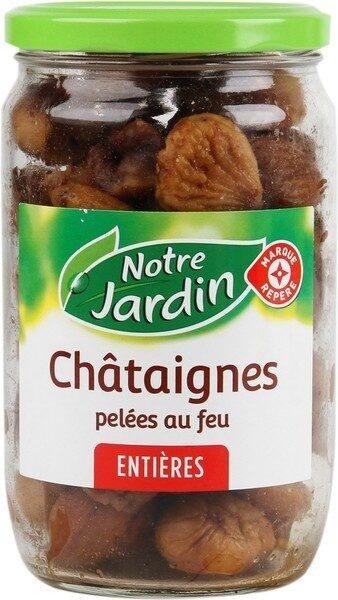 Châtaignes Entières - Product - fr