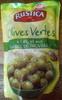 Olives vertes à l'ail et aux herbes de provence - Product