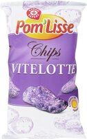 Chips vitelotte - Produit