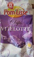 Chips vitelotte - Product - fr