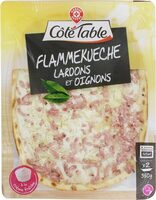 Tarte flambee - Produit