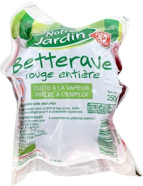 Betterave Rouge Entière - Produit - fr