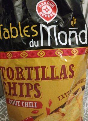 Tortillas chili - Produit - fr