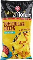 Tortillas nature - Produit