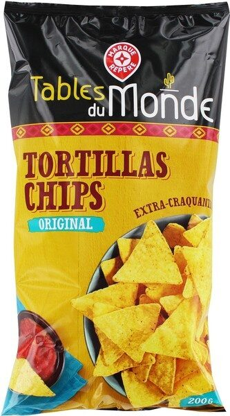 Tortillas nature - Product