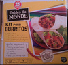 Kit pour Burritos - Product