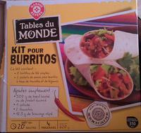 Kit pour Burritos - Produit - fr