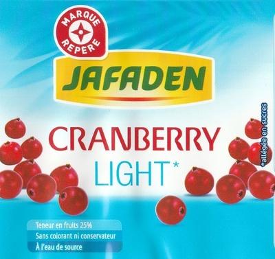 Cranberry Light - Product