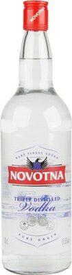 Vodka pur grain 37,5 ° - Product - fr