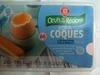 Oeufs coques Extra-Frais (x 6) calibre Gros - Oeufs de nos Régions - Produit