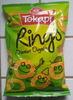 Rings saveur oignon - Produit
