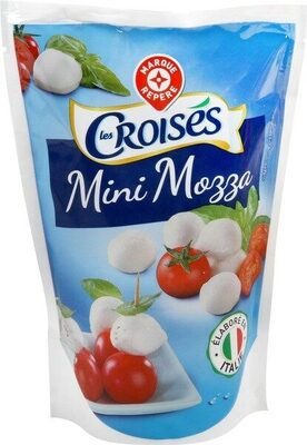 Mini billes de mozza 18%mg150g - Product - fr