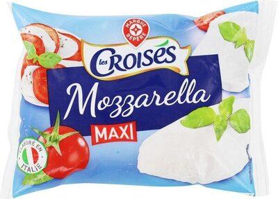 Mozzarella maxi 18% mg - Product - fr