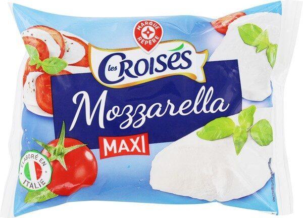 Mozzarella maxi 18% mg - Product