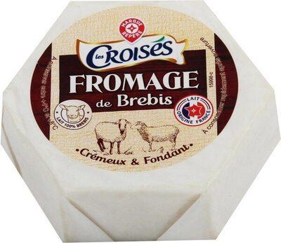 Fromage de brebis 25% Mat. Gr. - Product - fr