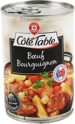 Boeuf bourguignon - Produit